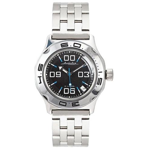 Vostok Amphibia Automatic Watch 2416B/100844