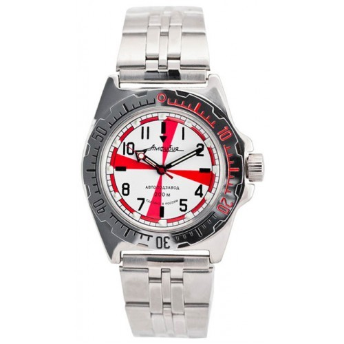 Vostok Amphibia Automatic Watch 2415/110750