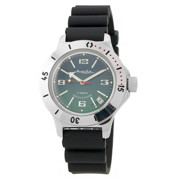 Vostok Amphibia Automatic Watch 2416B/120848