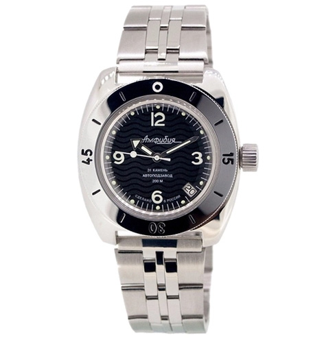 Vostok Amphibia Automatic Watch 2416B/150344