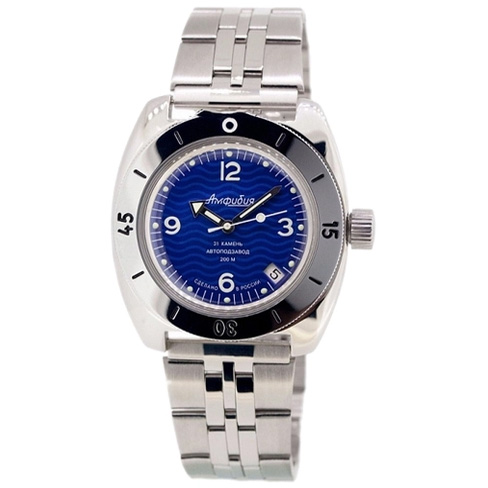 Vostok Amphibia Automatic Watch 2416B/150346