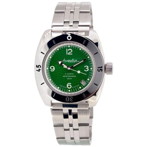 Vostok Amphibia Automatic Watch 2416B/150348