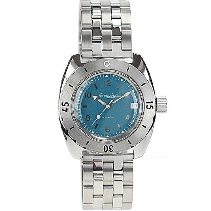 Vostok Amphibia Automatic Watch 2416B/150367