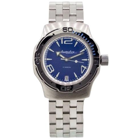 Vostok Amphibia Automatic Watch 2416B/160272