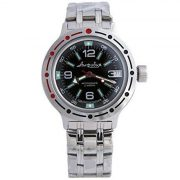 Vostok Amphibia Automatic Watch 2416B/420640