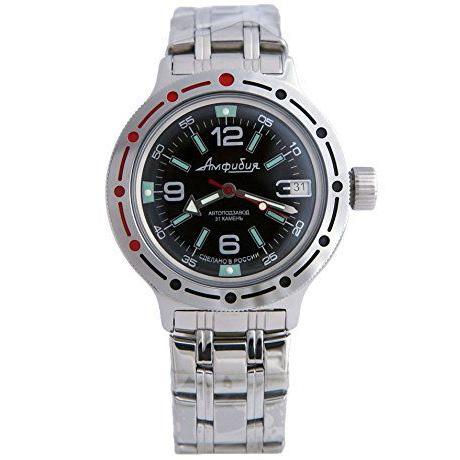 Vostok Amphibia Automatic Watch 2416B/420640