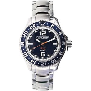 Vostok Amphibia Reef Automatic Watch 2426/080493