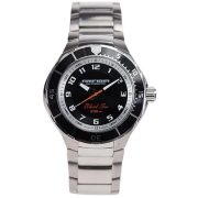 Vostok Amphibia Black Sea Automatic Watch 2415/440793