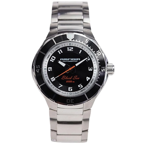 Vostok Amphibia Black Sea Automatic Watch 2415/440793
