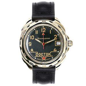 Vostok Komandirskie Watch 2414А/219524