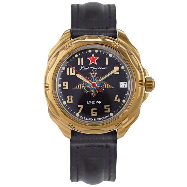 Vostok Komandirskie Watch 2414А/219639