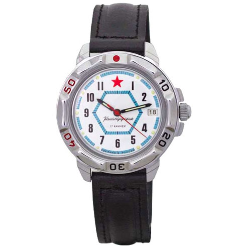 Vostok Komandirskie Watch 2414А/431719