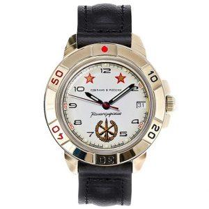 Vostok Komandirskie Watch 2414А/439075