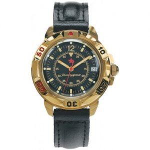 Vostok Komandirskie Watch 2414А/439399