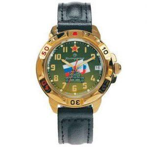 Vostok Komandirskie Watch 2414А/439435