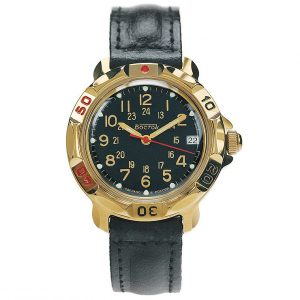Vostok Komandirskie Watch 2414А/439782