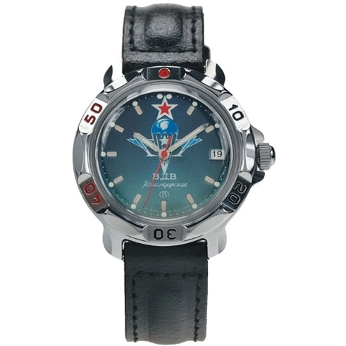 Vostok Komandirskie Watch 2414А/811021
