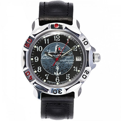 Vostok Komandirskie Watch 2414А/811831