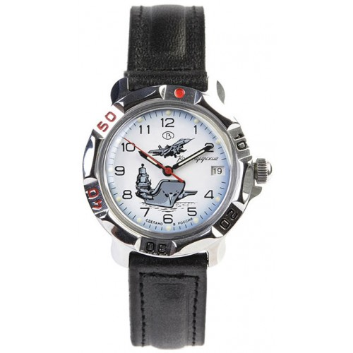 Vostok Komandirskie Watch 2414А/811982