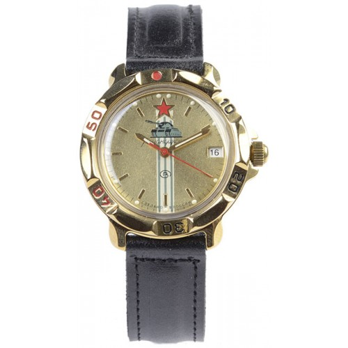 Vostok Komandirskie Watch 2414А/819072