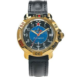 Vostok Komandirskie Watch 2414А/819163