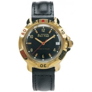 Vostok Komandirskie Watch 2414А/819326