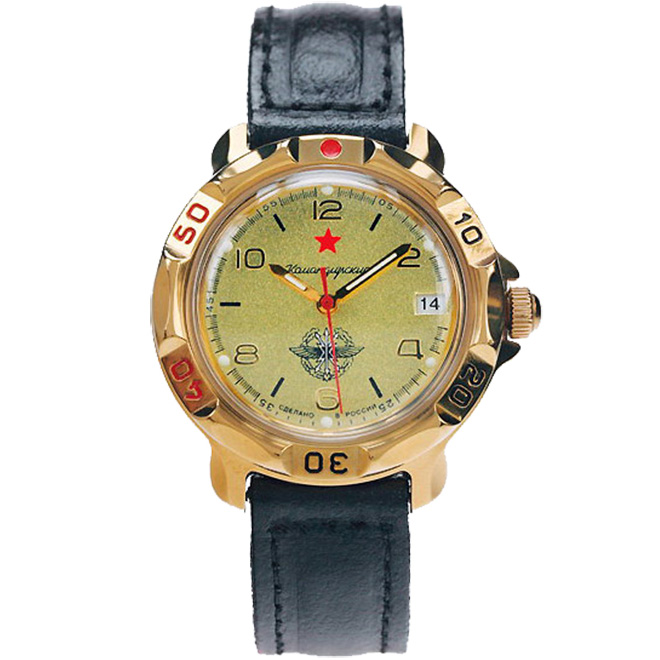 Vostok Komandirskie Watch 2414А/819451