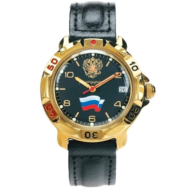 Vostok Komandirskie Watch 2414А/819453