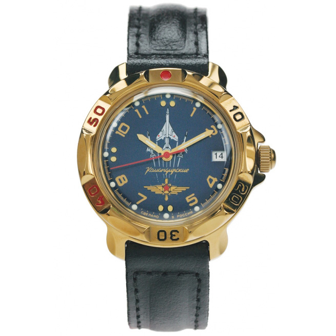 Vostok Komandirskie Watch 2414А/819508
