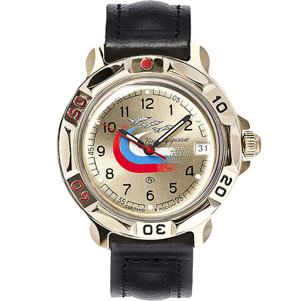 Vostok Komandirskie Watch 2414А/819564