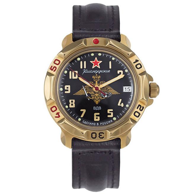 Vostok Komandirskie Watch 2414А/819630