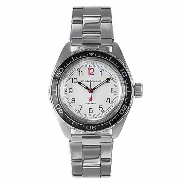 Vostok Komandirskie K-20 Automatic Watch 2416/020712