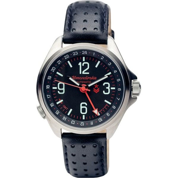 Vostok Komandirskie K-34 Automatic Watch 2426/350006