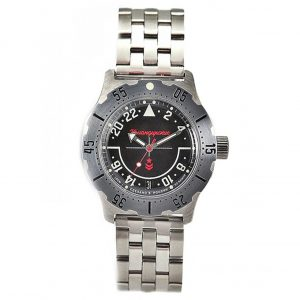 Vostok Komandirskie K-35 Automatic Watch 2431.01/350617