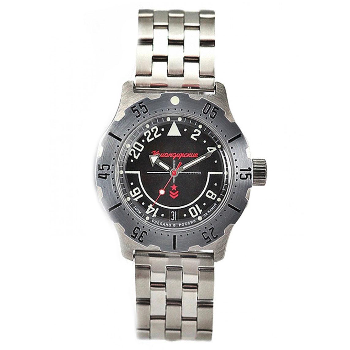 Vostok Komandirskie K-35 Automatic Watch 2431.01/350617
