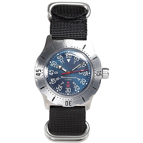Vostok Komandirskie K-35 Automatic Watch 2432/350745