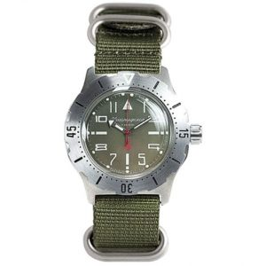 Vostok Komandirskie K-35 Automatic Watch 2415/350746
