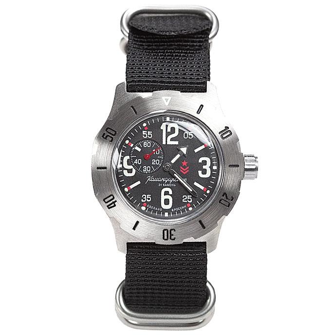 Vostok Komandirskie K-35 Automatic Watch 2415/350748