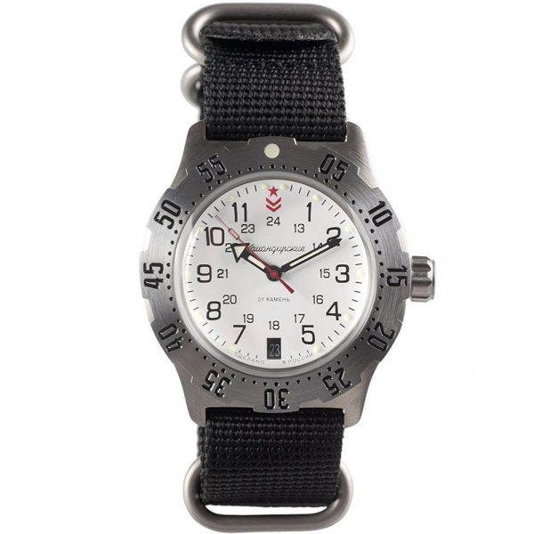 Vostok Komandirskie K-35 Automatic Watch 2416/350752