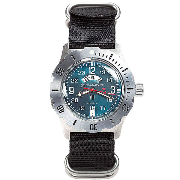 Vostok Komandirskie K-35 Automatic Watch 2432/350753
