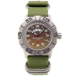 Vostok Komandirskie K-35 Automatic Watch 2432/350754