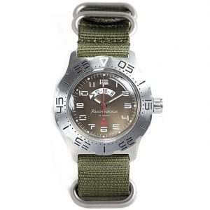 Vostok Komandirskie K-35 Automatic Watch 2432/350755