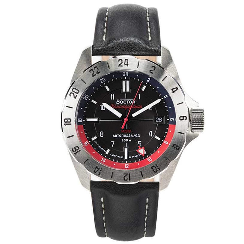 Vostok Komandirskie K-39 Automatic Watch 2426/390781