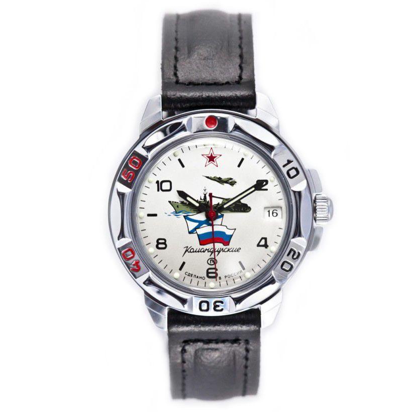 Vostok Komandirskie Watch 2414А/431535
