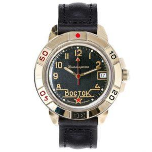 Vostok Komandirskie Watch 2414А/439524
