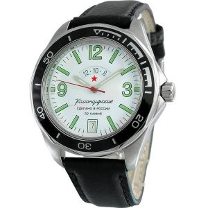 Vostok Komandirskie K-46 Automatic Watch 2432/460320