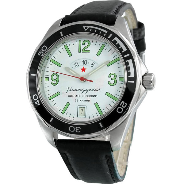 Vostok Komandirskie K-46 Automatic Watch 2432/460320