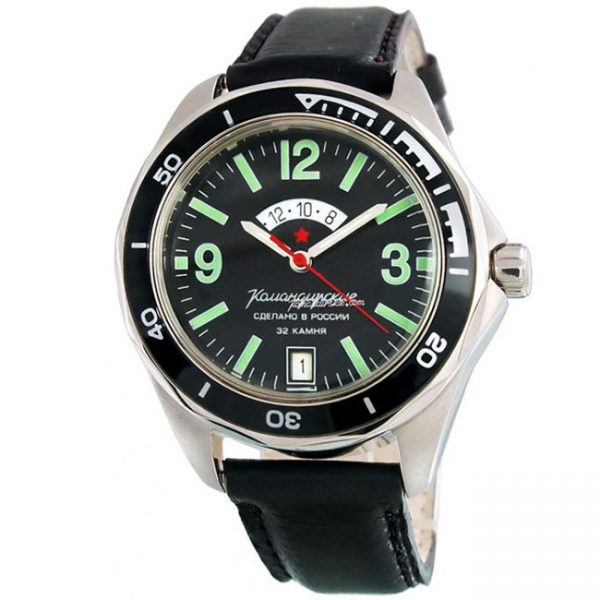 Vostok Komandirskie K-46 Automatic Watch 2432/460337