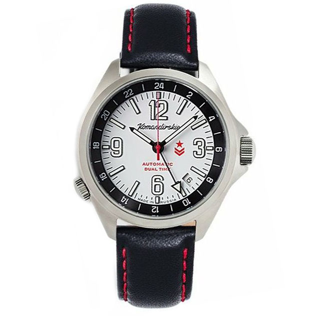 Vostok Komandirskie K-34 Automatic Watch 2426/470767
