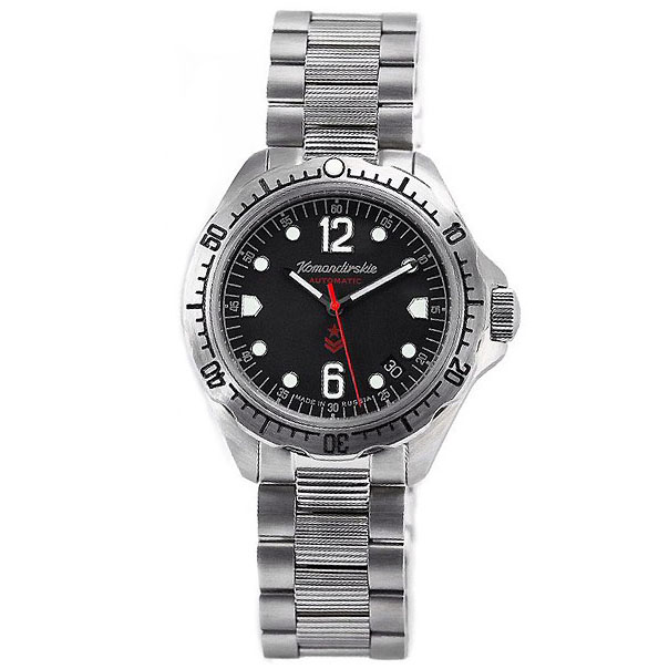 Vostok Komandirskie K-34 Automatic Watch 2416/480614